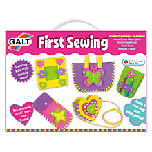Buy Galt My First Sewing Kit Online at johnlewis.com