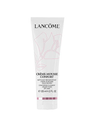 Buy Lancôme Crème Mousse Confort, 125ml Online at johnlewis.com