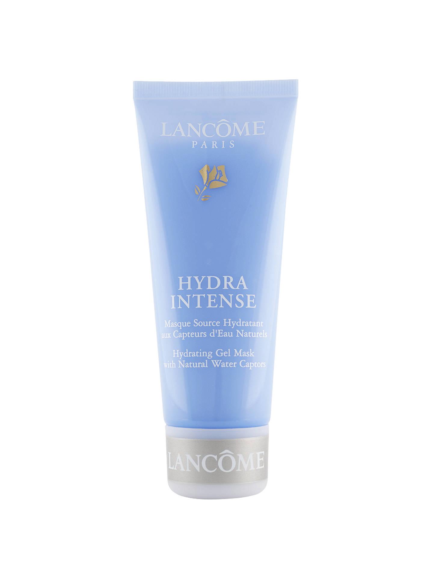 hydra intense masque lancome review
