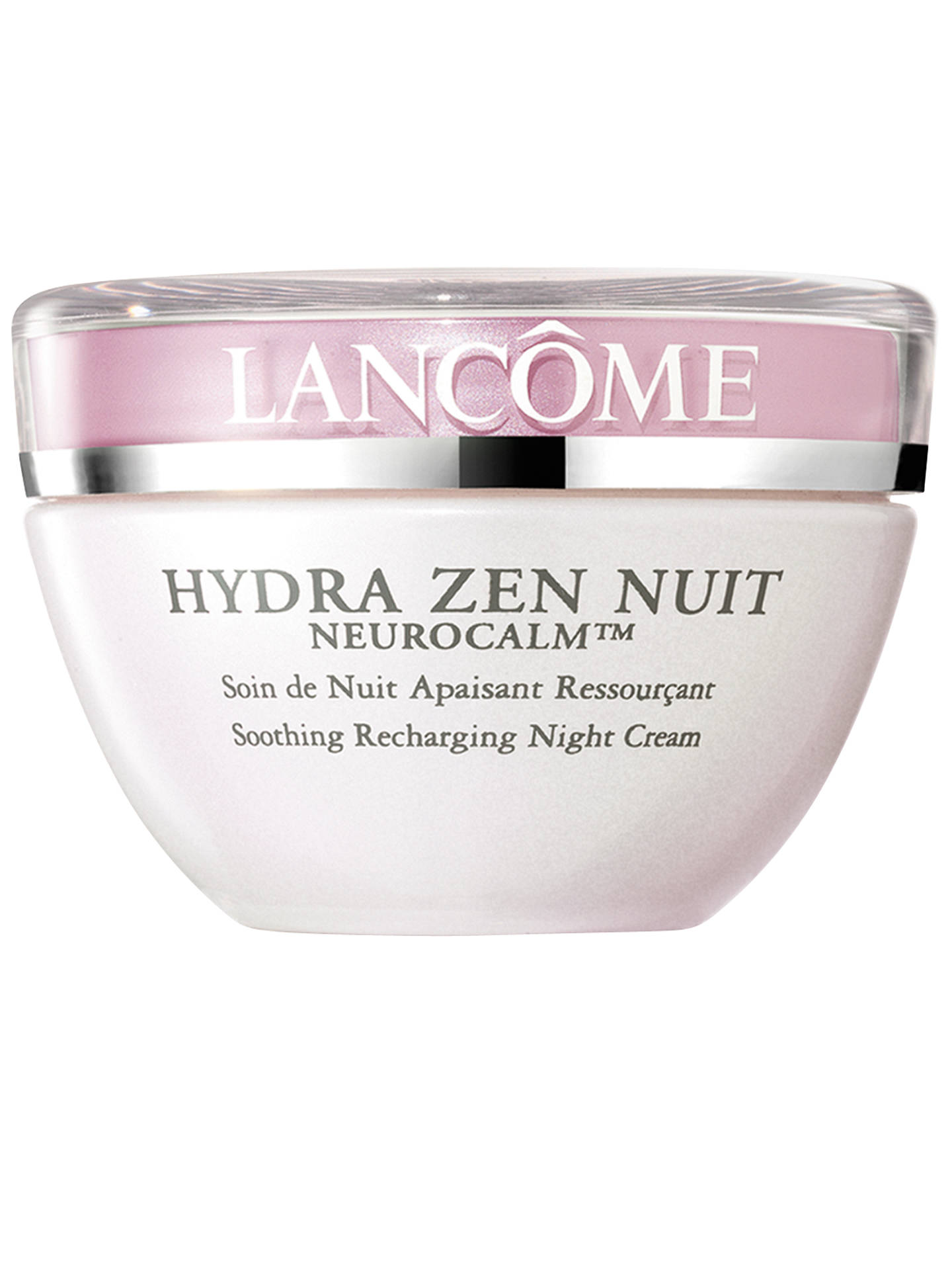 Buy Lancôme Hydra Zen Neurocalm Night Cream, 50ml Online at johnlewis.com
