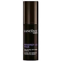 Buy Lancôme Men Renergy 3D Yeux, 15ml Online at johnlewis.com