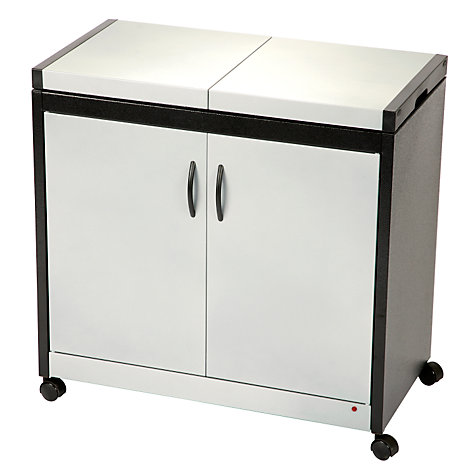 Buy Hostess Trolley, HL6232SV, Silver Online at johnlewis.com