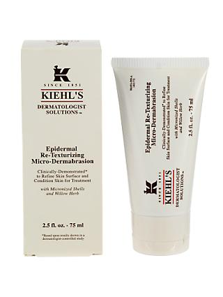 Kiehl's Epidermal Re-Texturising Micro-Dermabrasion, 50ml