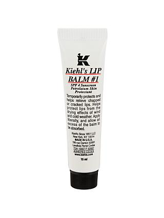 Kiehl's Lip Balm Tube #1, 15ml