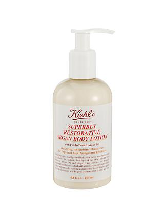 Kiehl's Superbly Restorative Argan Body Lotion