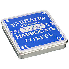 Buy Farrah's Harrogate Toffee, 100g tin Online at johnlewis.com