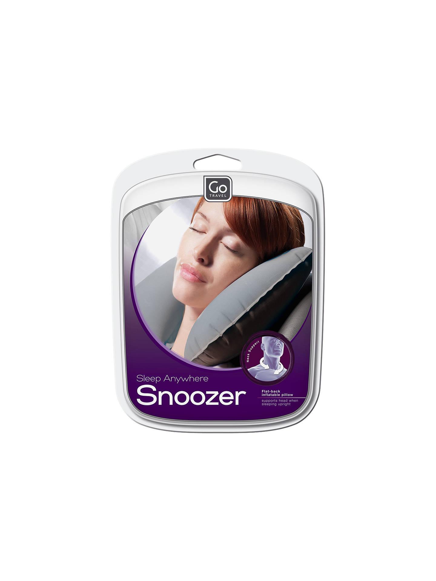 Go Travel Snoozer Travel Pillow at John