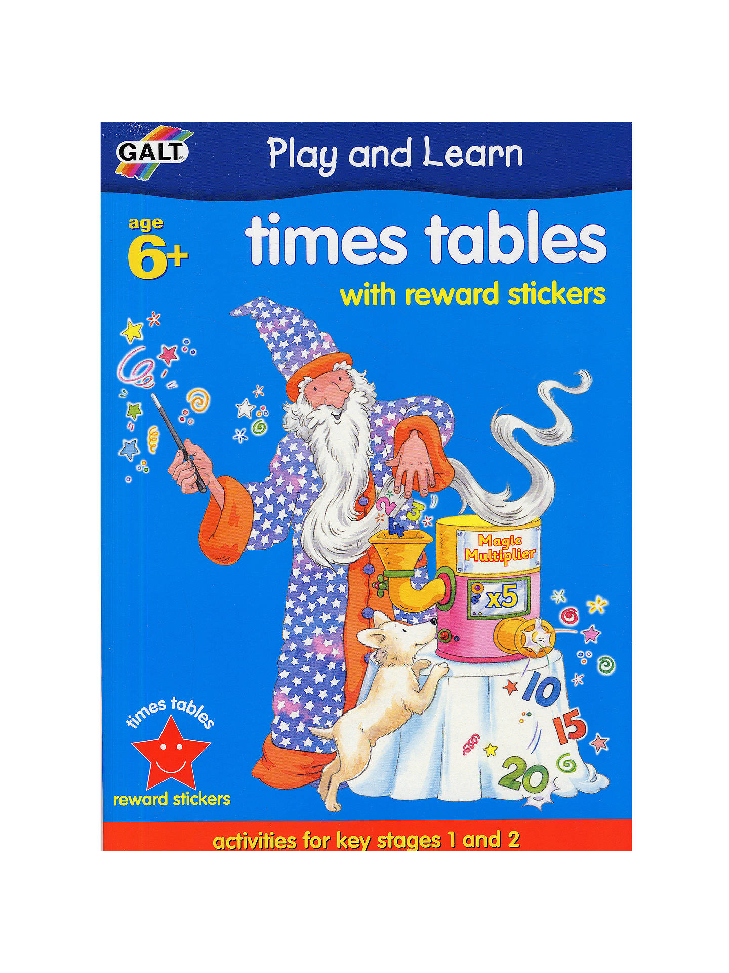 Fine Galt Play And Learn Times Tables Book Home Interior And Landscaping Elinuenasavecom