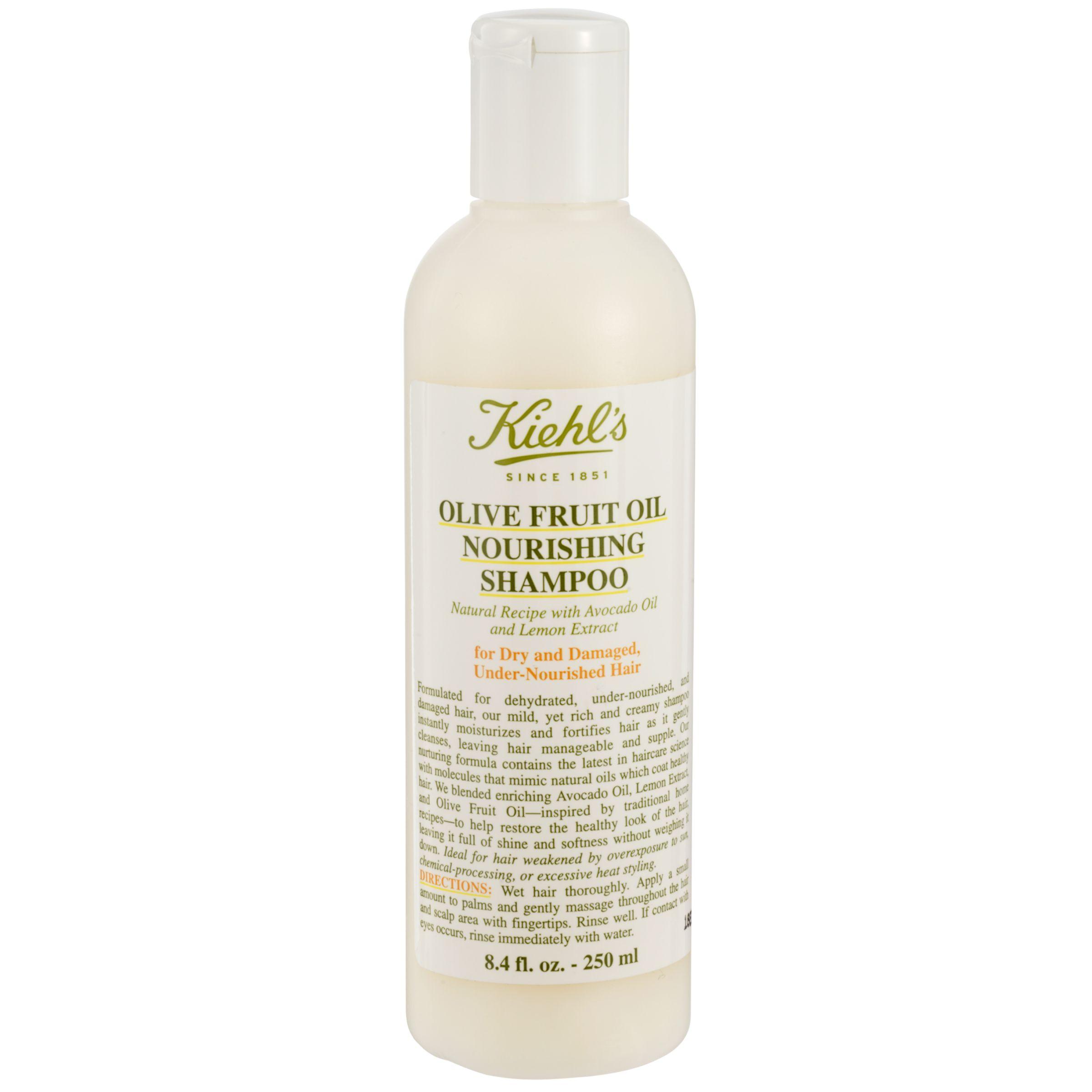 Kiehls Kiehl's Olive Fruit Oil Nourishing Shampoo