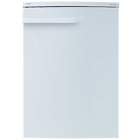 Buy John Lewis JLUCFRW6004 Fridge with Freezer Compartment, A+ Energy Rating, 60cm Wide, White Online at johnlewis.com