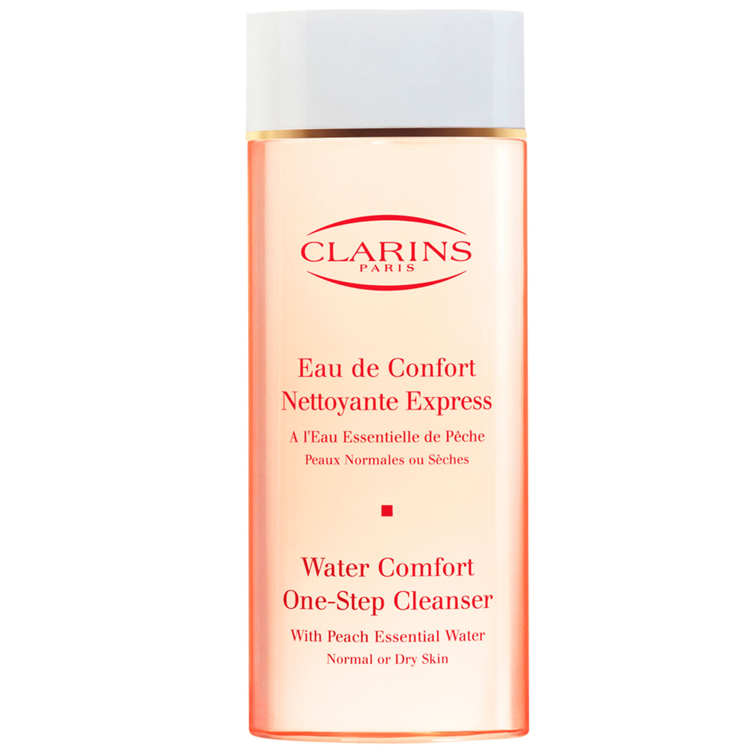 Water Comfort One-Step Cleanser with Peach Essential Water by Clarins #18
