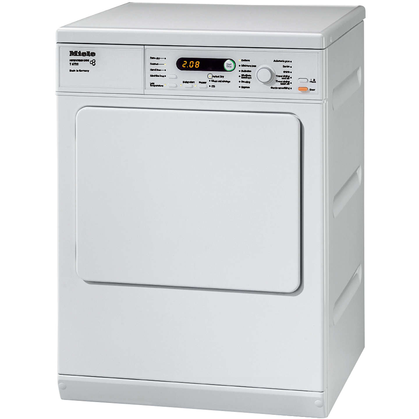 Loading Tumble Dryer ~ Miele t vented tumble dryer kg load c energy rating