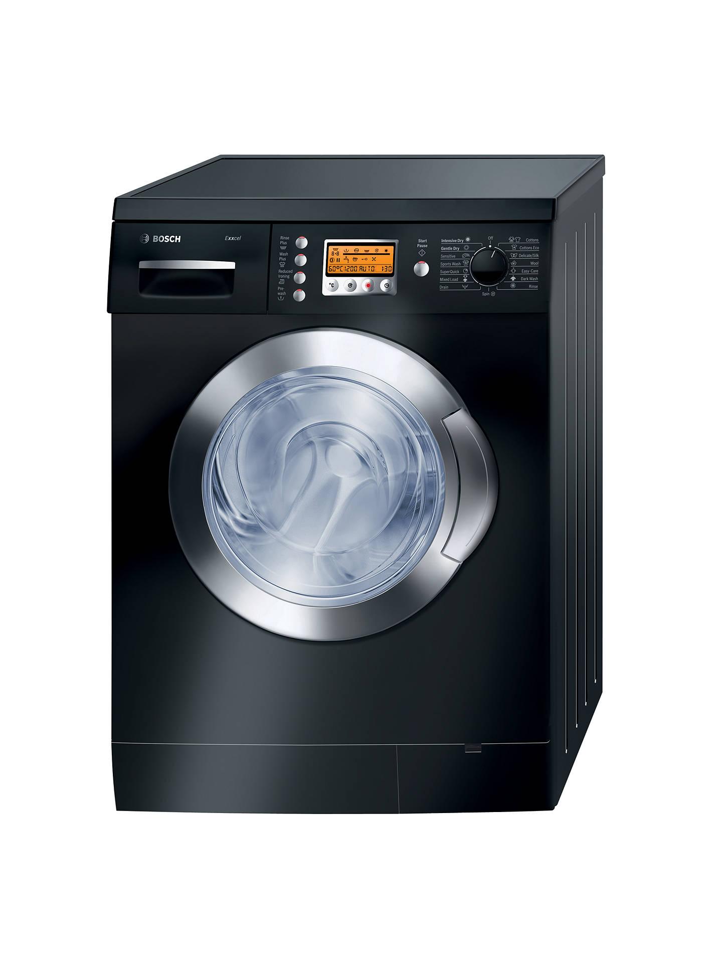 Bosch Ecel Wvd2452bgb Washer Dryer 5kg Wash 2 Dry Load C Energy