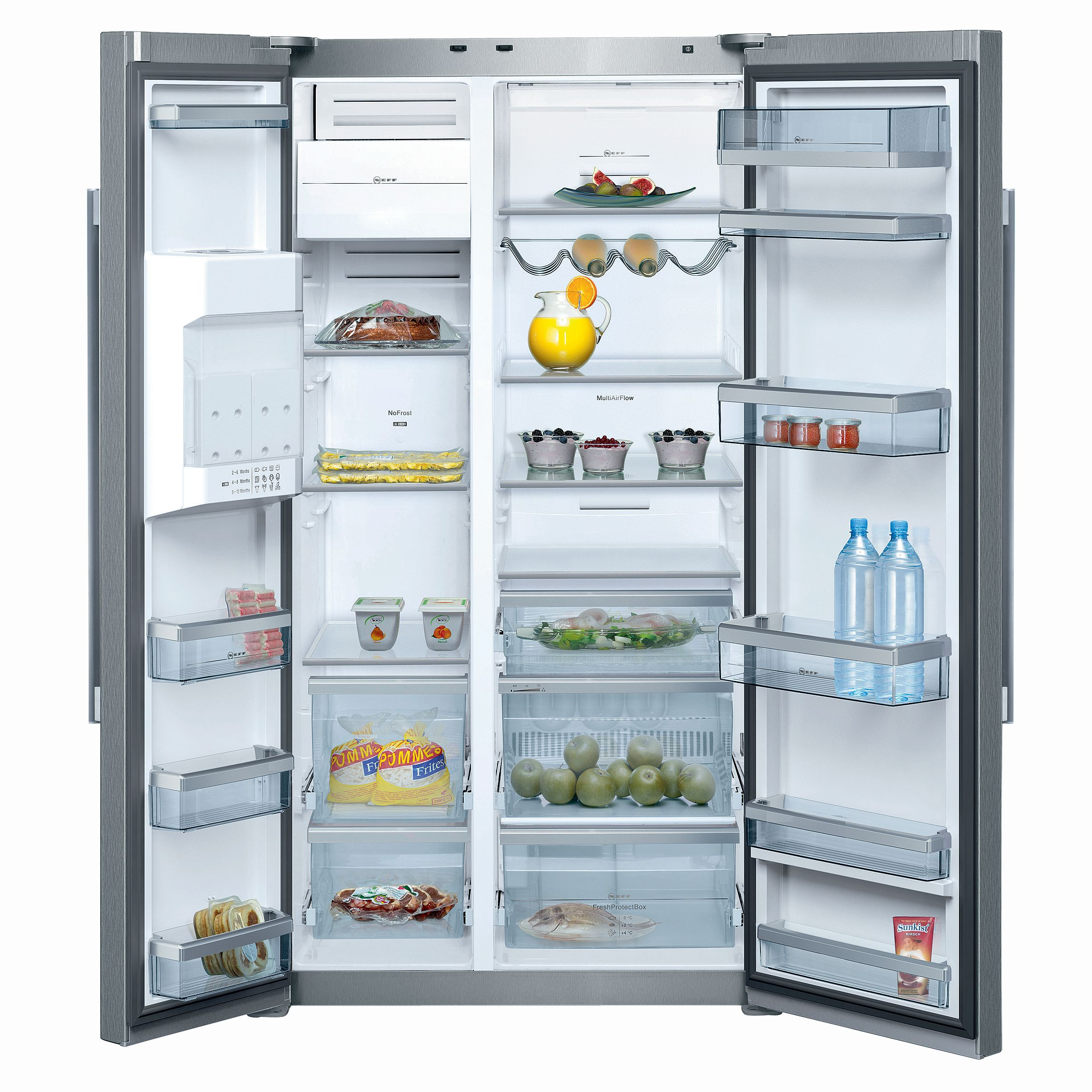 Neff K5930D0GB American Style Fridge Freezer