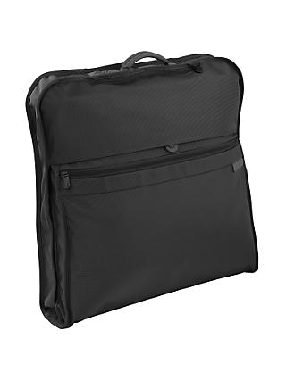 Briggs & Riley Classic Suit and Garment Bag, Black