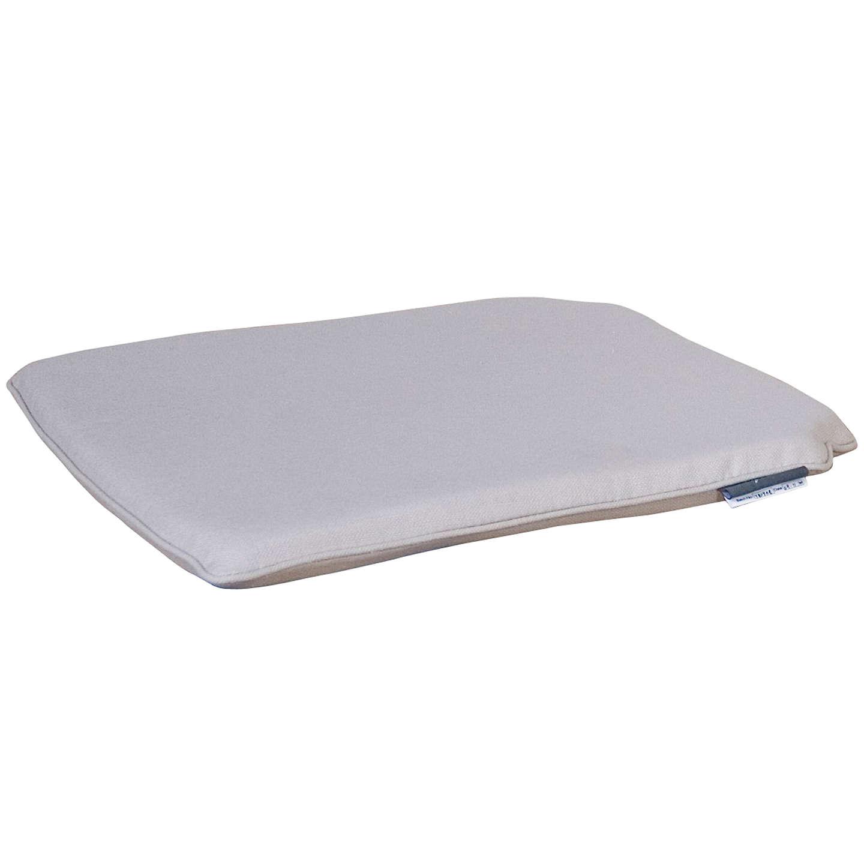 BuyNeptune Havana Linen Chair Cushion, Natural Online At Johnlewis.com