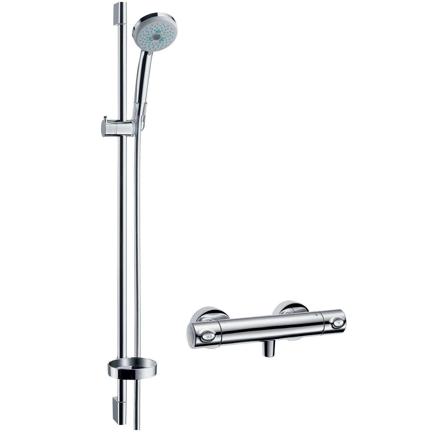 Hansgrohe Croma 100 Shower Set at John Lewis