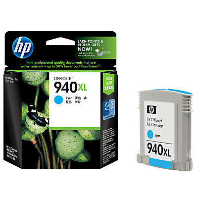 Product photo of Hp officejet 940xl ink cartridge