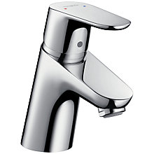 Buy Hansgrohe Focus E2 Basin Tap Online at johnlewis.com