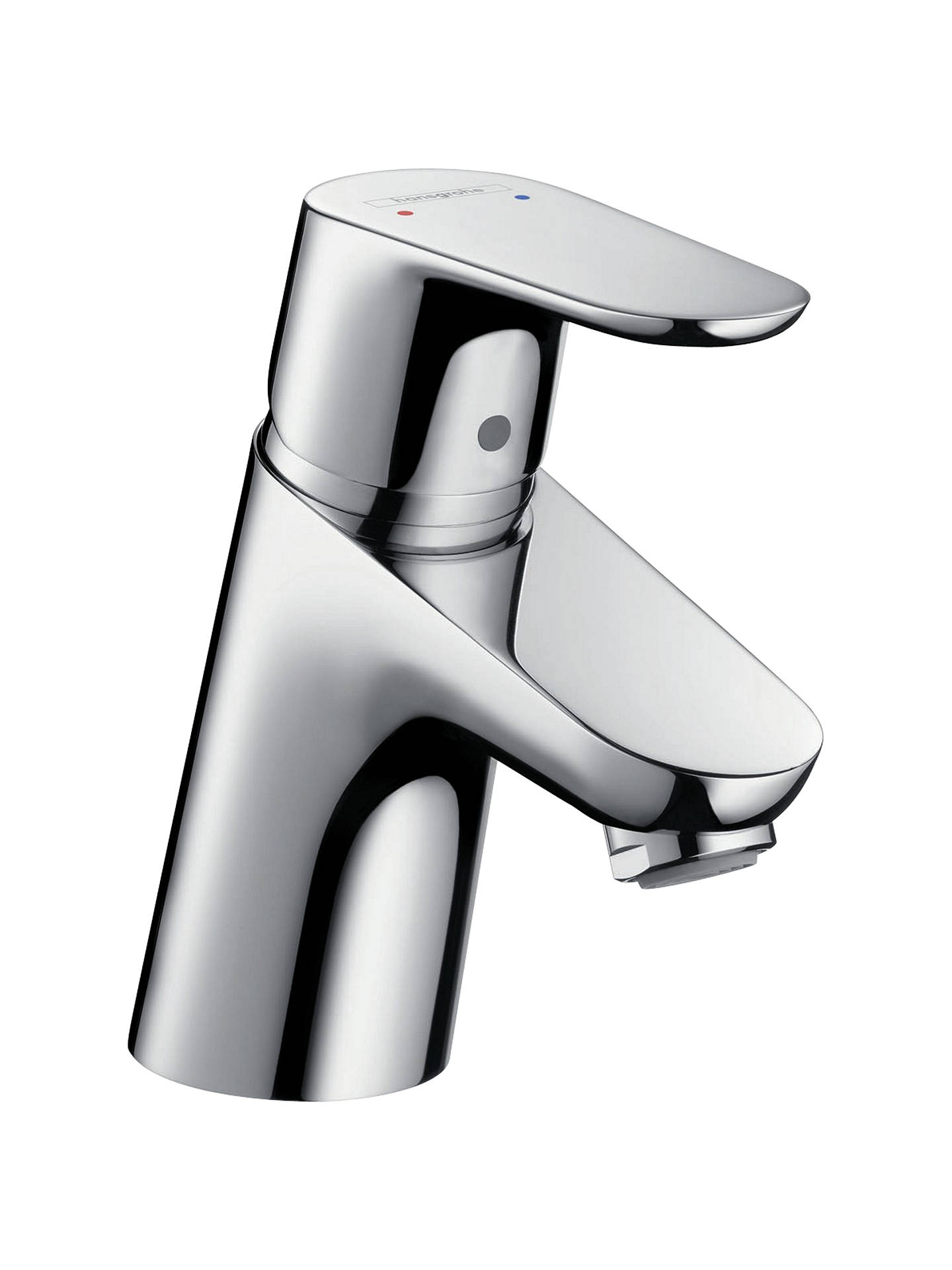 Hansgrohe Focus E2 Basin Bathroom Tap at John Lewis & Partners