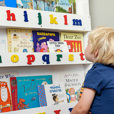 Buy Tidy Books ABC Bookcase Online at johnlewis.com