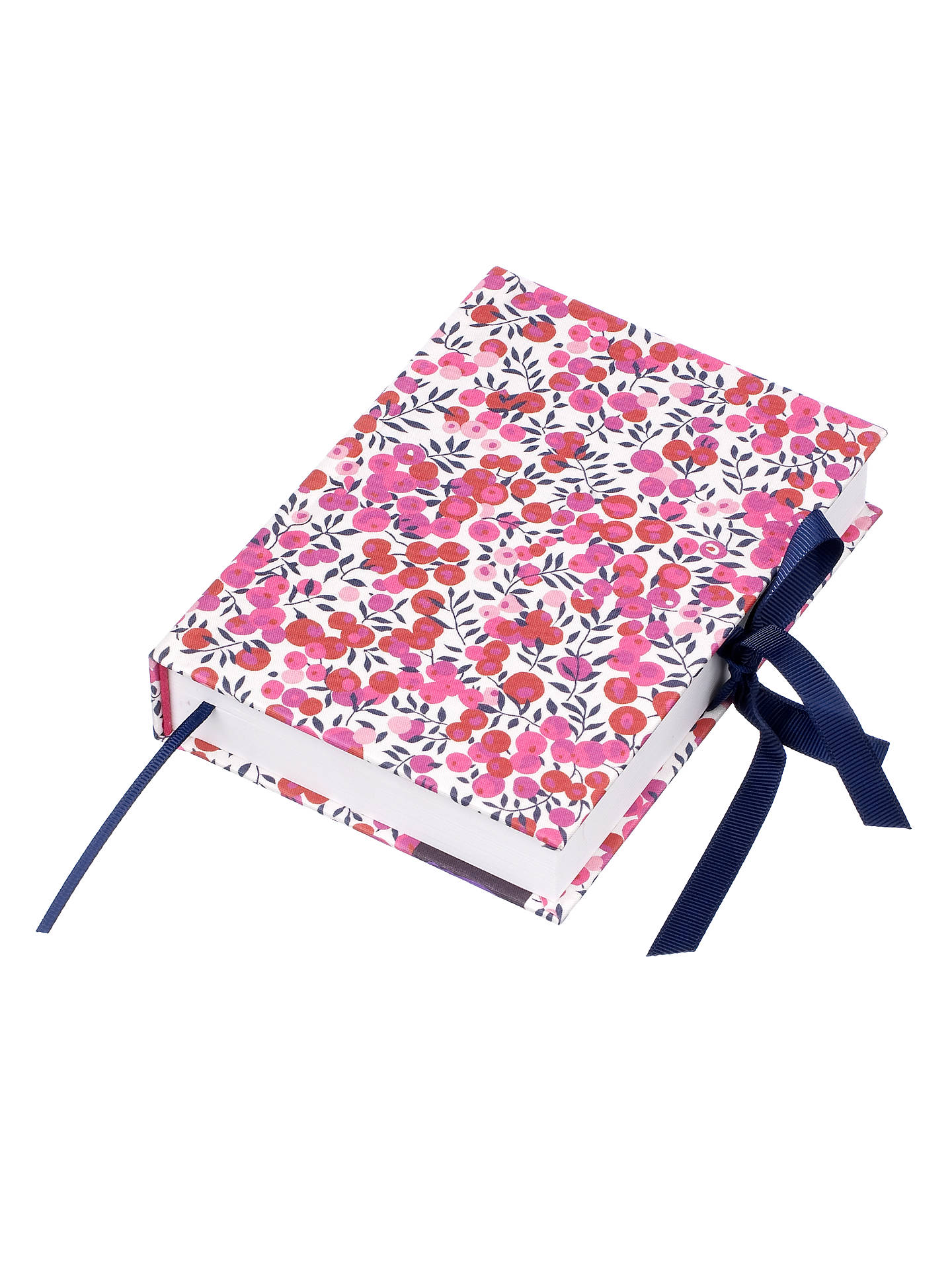 Buy Liberty Floral Notebook, A6 Online at johnlewis.com