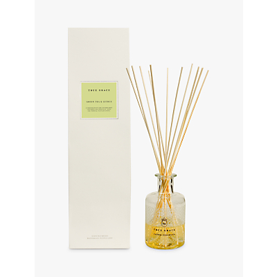 True Grace Village Green Tea Citrus Diffuser, 200ml
