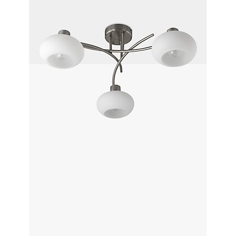 ... Buy John Lewis Elio Ceiling Light 3 Arm Online at johnlewis.com ... : elio lighting - azcodes.com