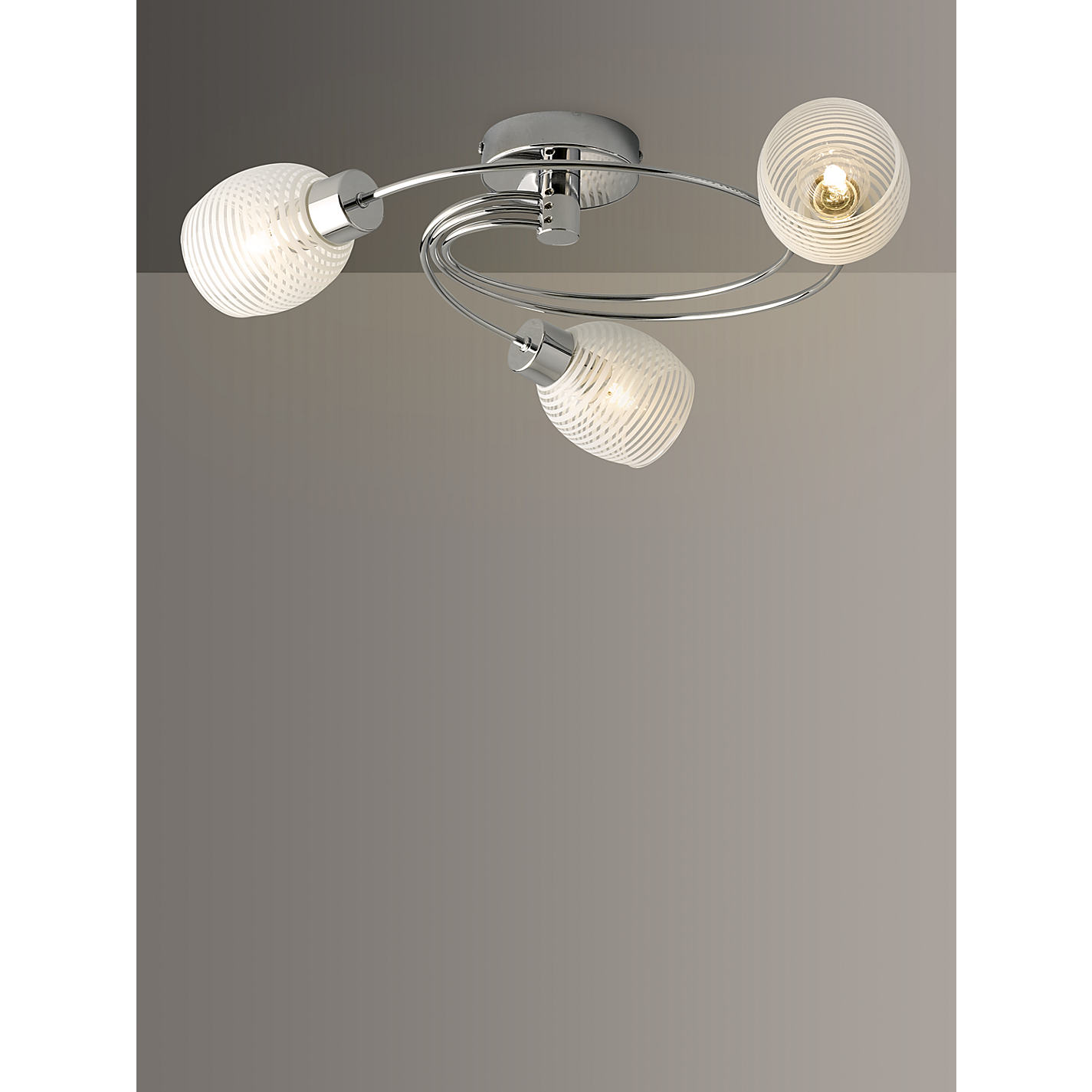 Buy john lewis maya ceiling light 3 arm john lewis buy john lewis maya ceiling light 3 arm online at johnlewis aloadofball Gallery