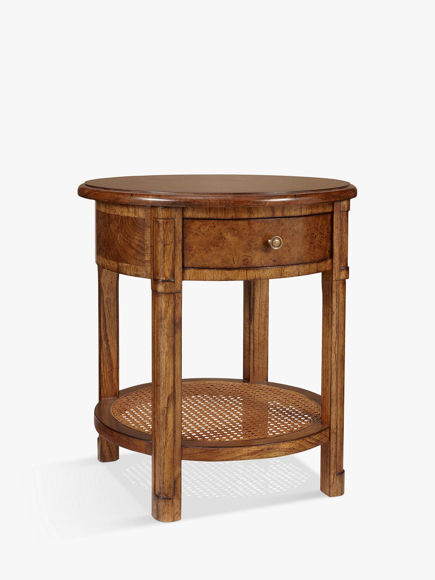 Round Hemingway Lamp John Lewisamp; Partners Table JcTulFK13