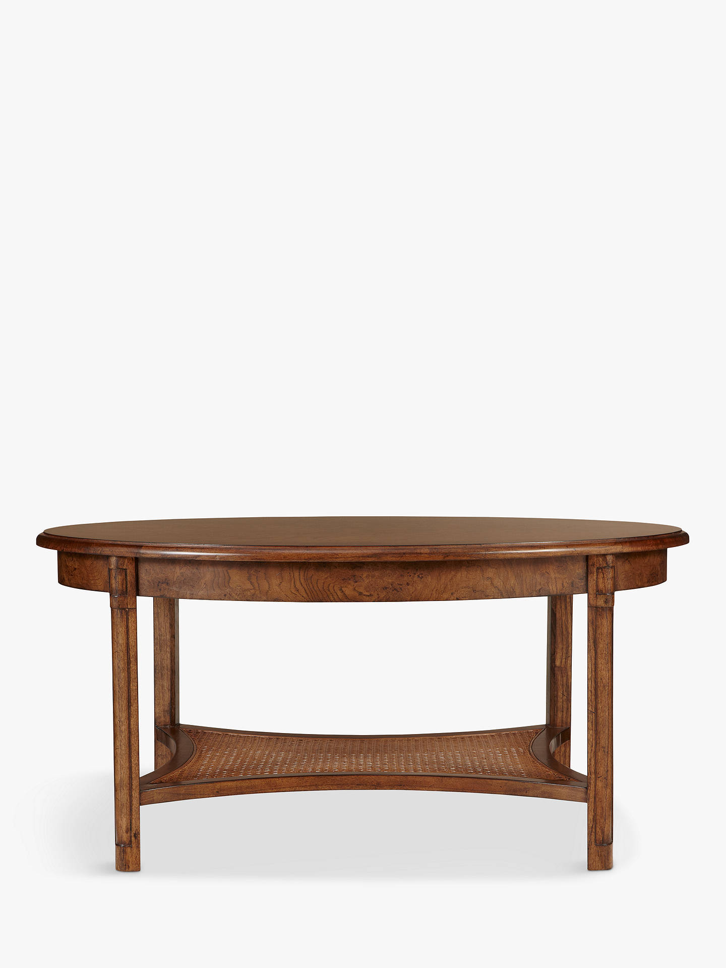 BuyJohn Lewis & Partners Hemingway Oval Coffee Table Online at johnlewis.com