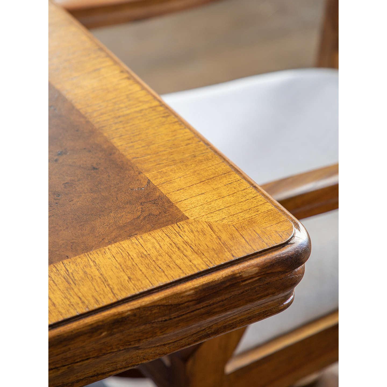 john lewis hemingway extending dining table at john lewis. Black Bedroom Furniture Sets. Home Design Ideas
