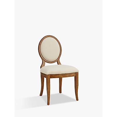 John Lewis Hemingway Dining Chair, Cream