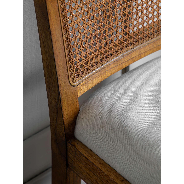 John Lewis Hemingway Cane Back Dining Chair at John Lewis