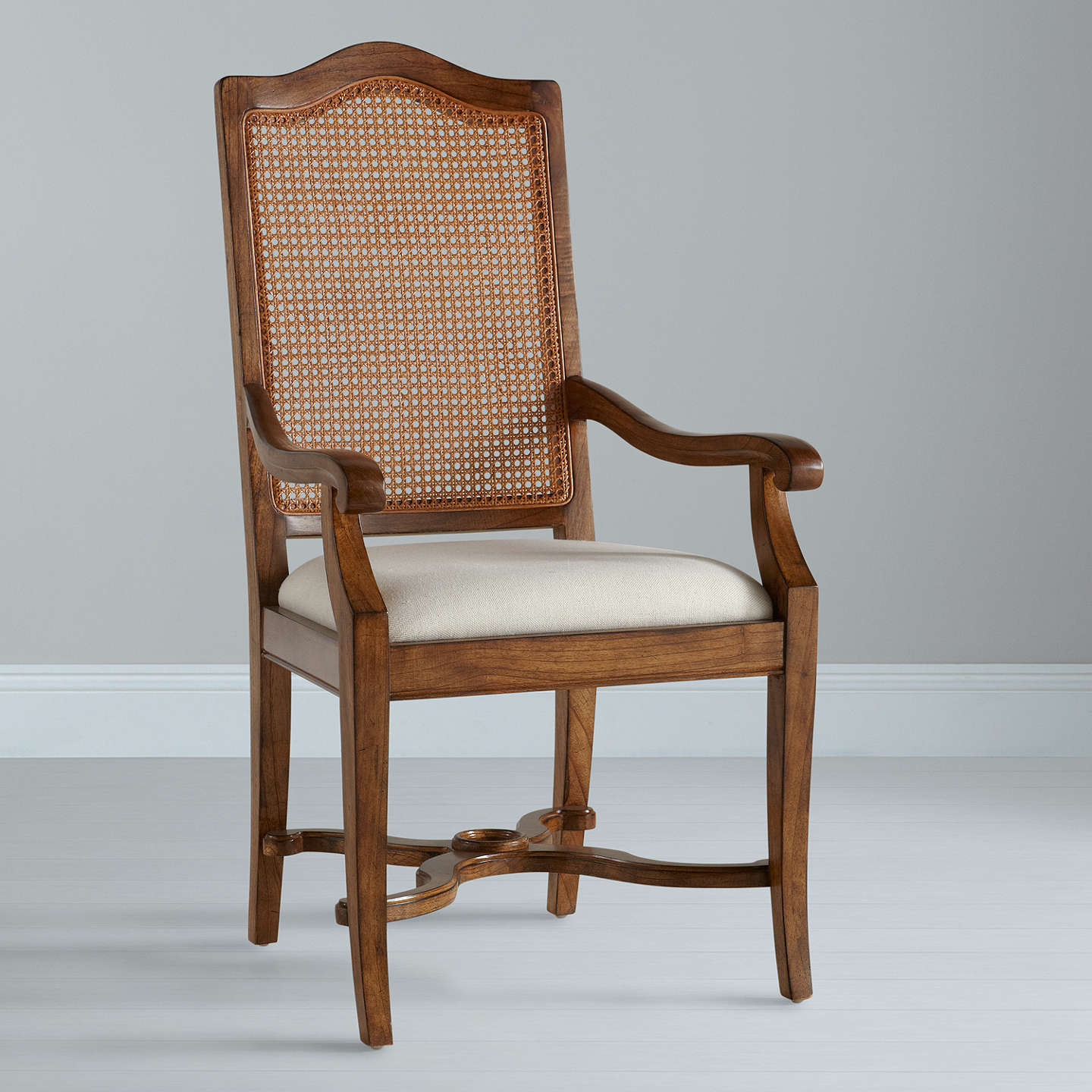BuyJohn Lewis Hemingway Cane Carver Chair Online at johnlewis.com