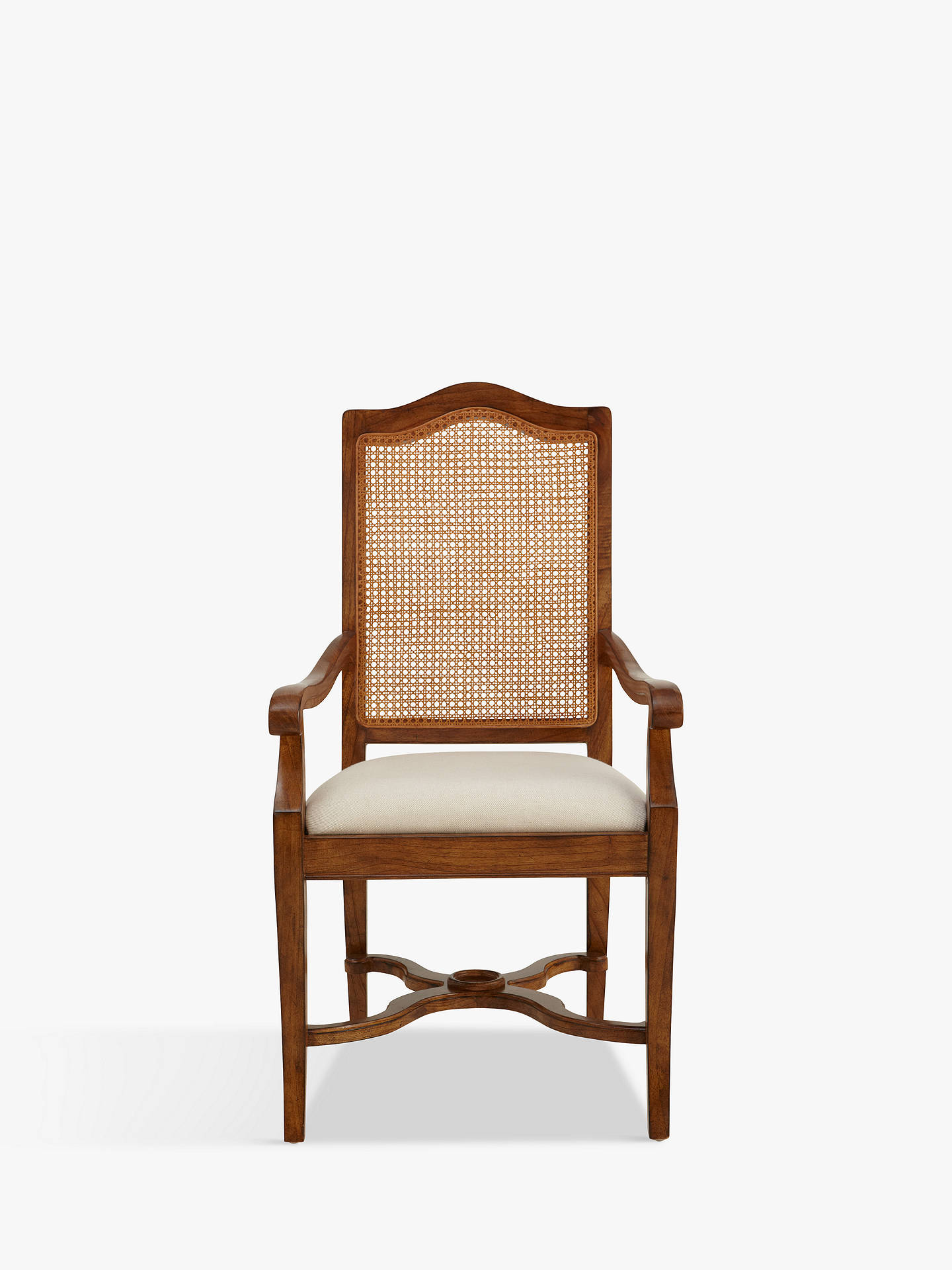 BuyJohn Lewis & Partners Hemingway Cane Carver Chair Online at johnlewis.com