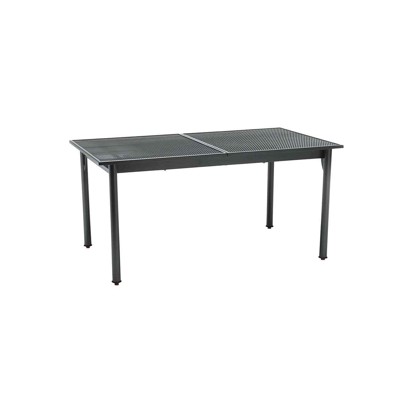 BuyJohn Lewis Henley by KETTLER Rectangular 6-8 Seater Extending Outdoor Dining Table, Grey Online at johnlewis.com