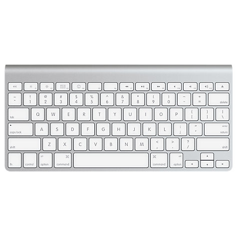 Buy Apple Wireless Keyboard Online at johnlewis.com