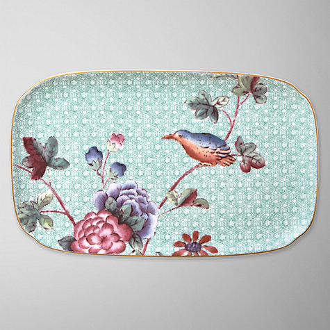 Buy Wedgwood Cuckoo Sandwich Tray Online at johnlewis.com