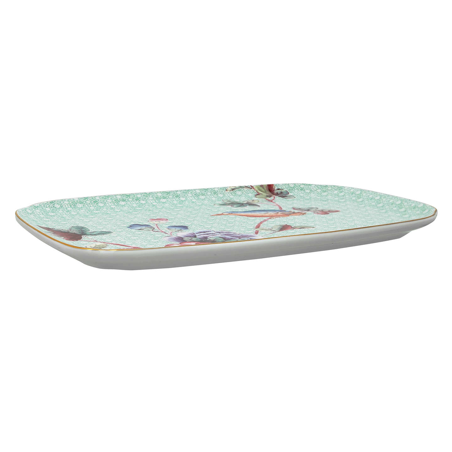 BuyWedgwood Cuckoo Sandwich Tray, Multi Online at johnlewis.com