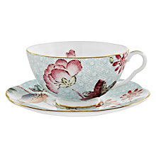 Buy Wedgwood Cuckoo Tea Cup and Saucer Online at johnlewis.com