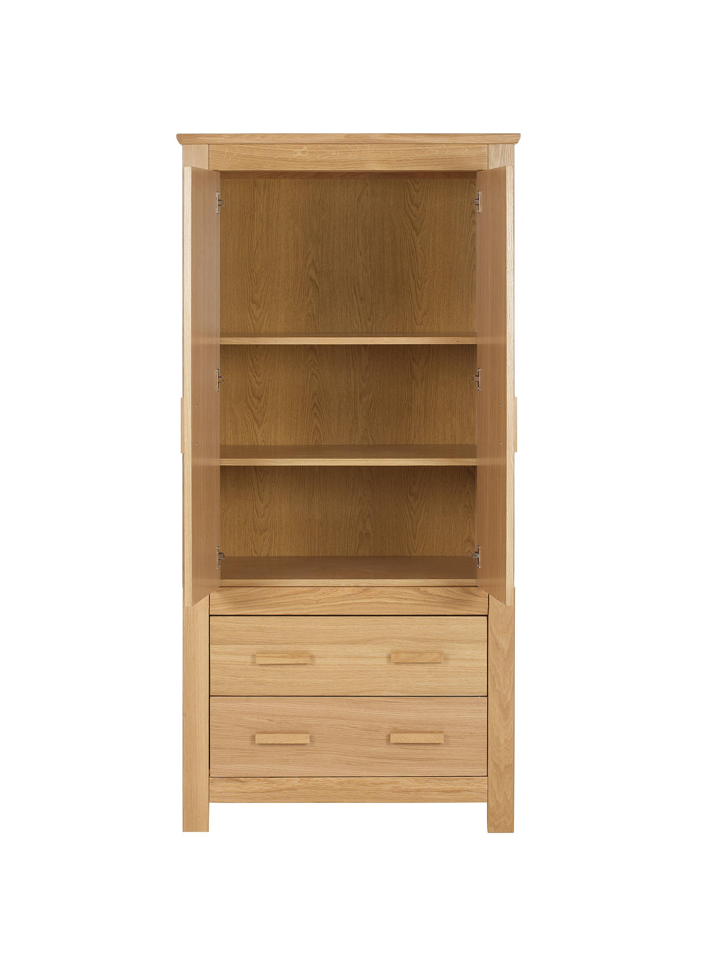 BuyJohn Lewis & Partners Lasko Wardrobe, Oak Online at johnlewis.com