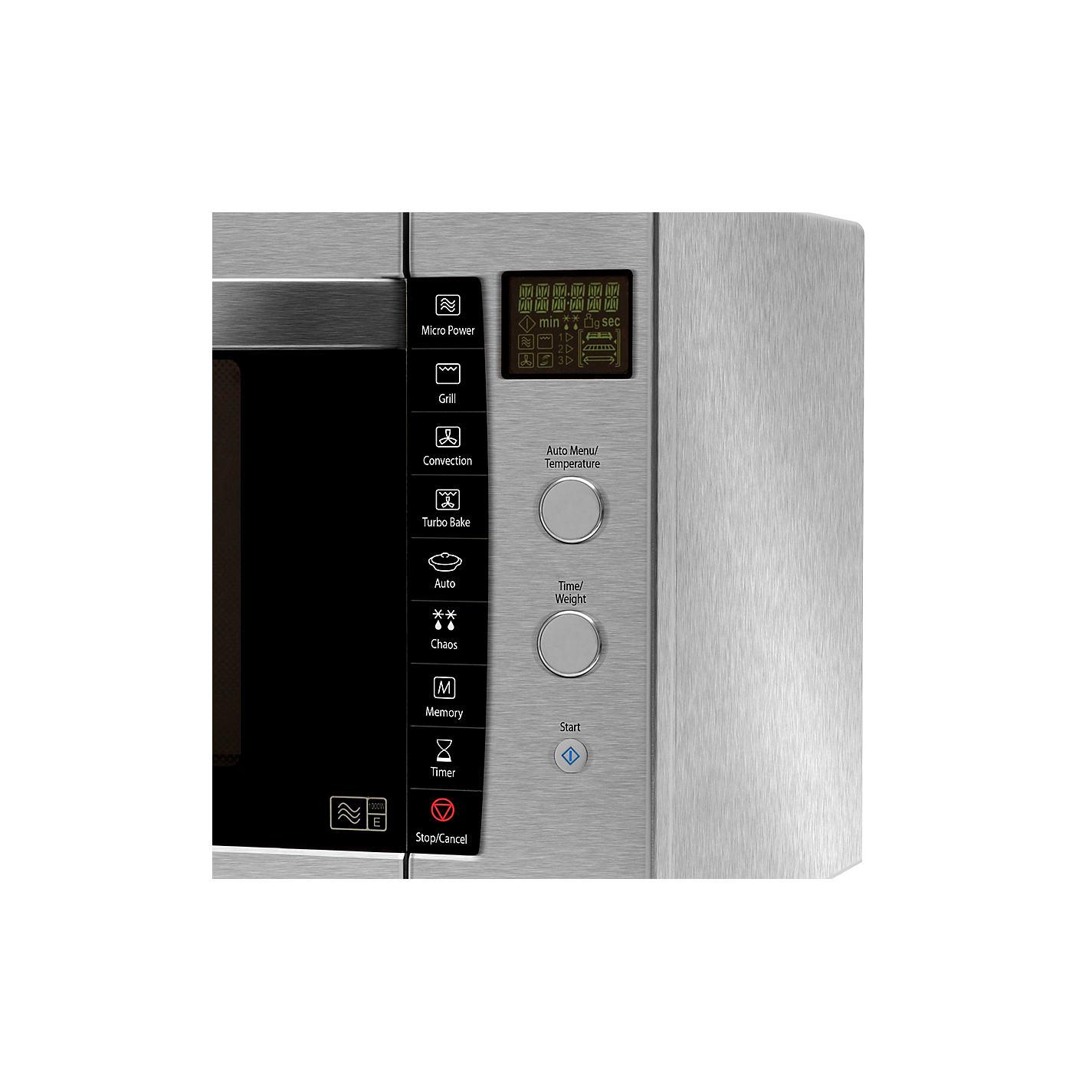 Panasonic Nn Cf778sbpq Combination Microwave Stainless Steel Online At Johnlewis