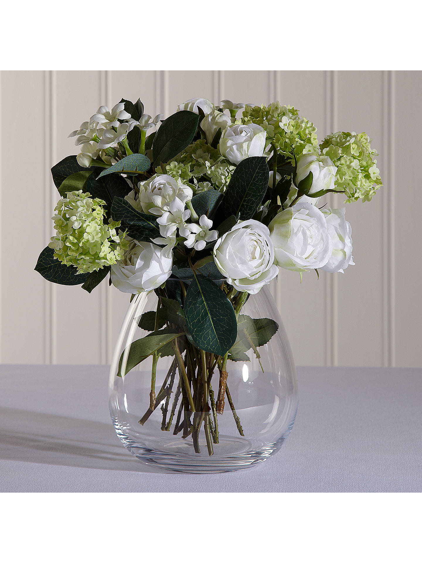 Lsa Flower Table Bouquet Vase H17cm At John Lewis Partners