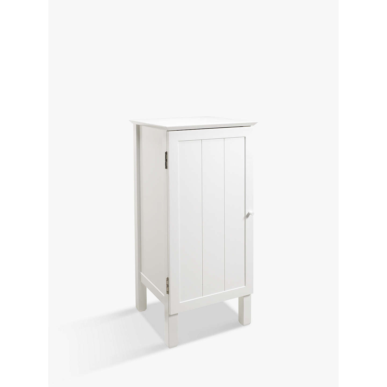 John lewis st ives towel cupboard at john lewis for Bathroom cabinets homebase