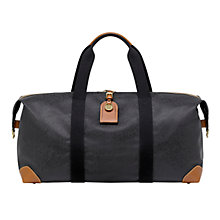 Buy Mulberry Scotchgrain Clipper Holdall Online at johnlewis.com