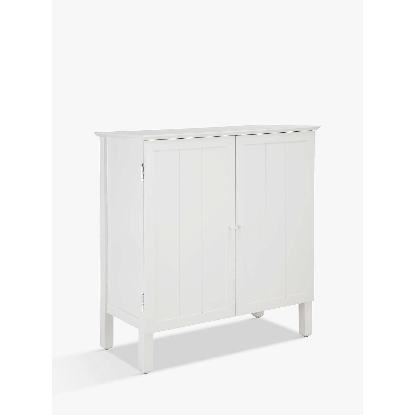 Free Standing Kitchen Cabinets John Lewis: John Lewis St Ives Double Towel Cupboard At John Lewis