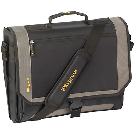 "Buy Targus CityGear 17.3"" Laptop Messenger Bag Online at johnlewis.com"