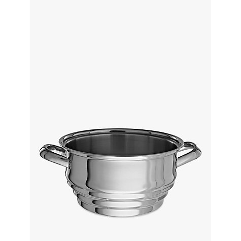 Buy John Lewis Classic Universal Steamer and Lid Online at johnlewis.com