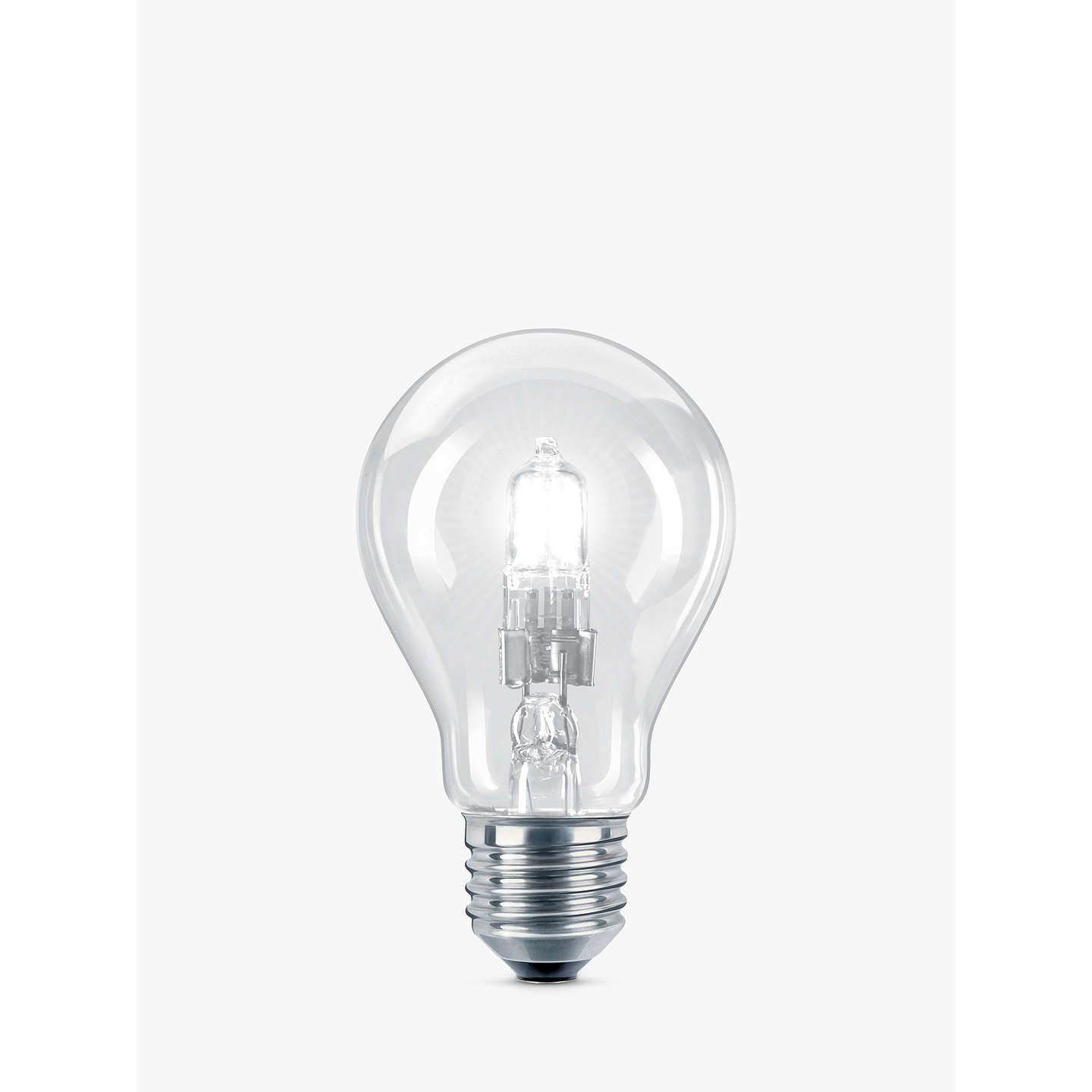 BuyPhilips 28W ES Eco Classic Bulb, Clear Online at johnlewis.com